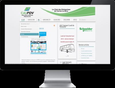 Club des Entreprises de Carros le Broc (CAIPDV)