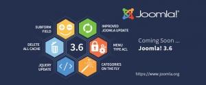 JOOMLA 3.6 - La mise à jour qui rajeuni l'administrateur