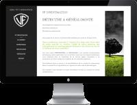 VF Invertigation - Site internet