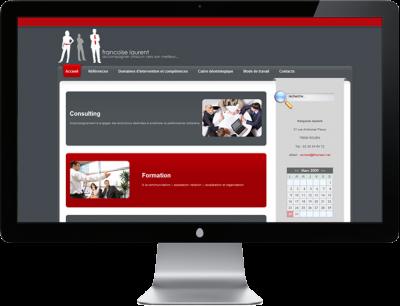 FL Conseil - Site internet