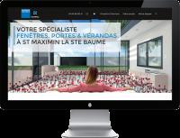 Maisons de lumière à St Maximin - Site internet