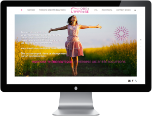 Ode a l'Hypnose - Site internet