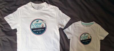 T-shirts de l'Oeuf Qui Parle !